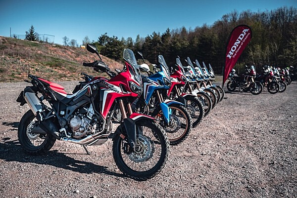 Africa Twin Adventure Day 19. 7. 2020